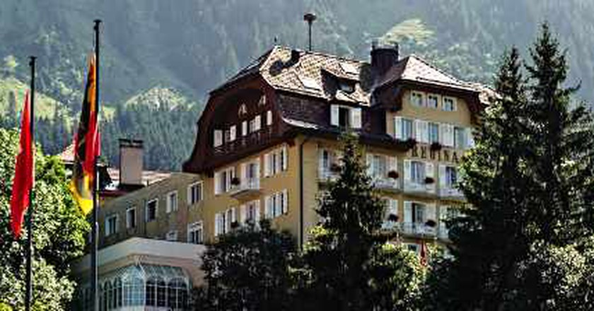 Where To Stay In The Jungfrau Region Of Switzerland