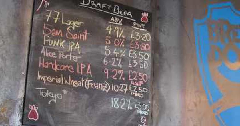 The Best Bars In Old Town, Edinburgh