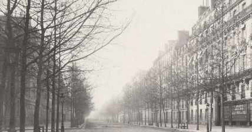 The Man Behind The City of Lights: Baron Haussmann