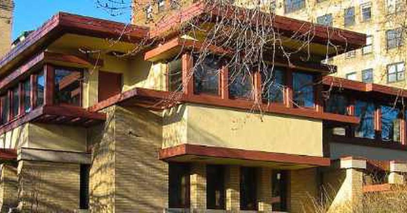 Frank Lloyd Wright: The Best Prairie Style Gems In Chicago