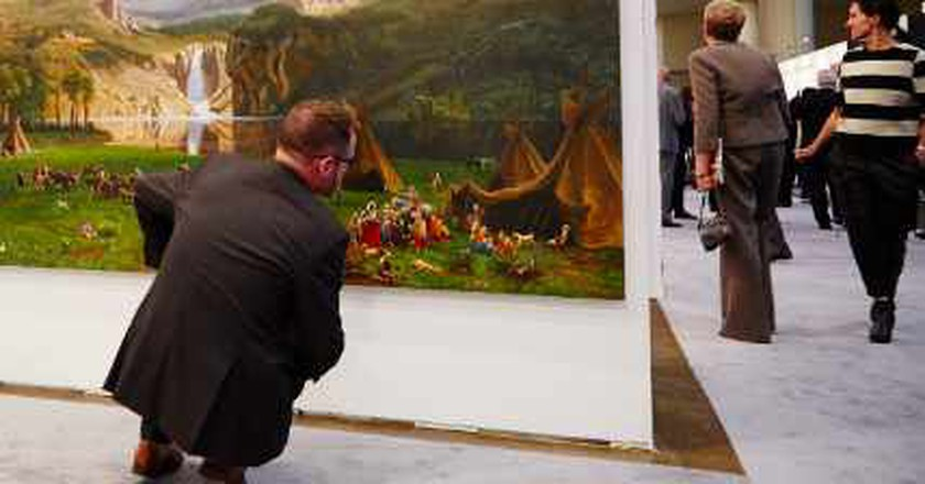 Your Guide To Art Toronto 2015 | October 23-26
