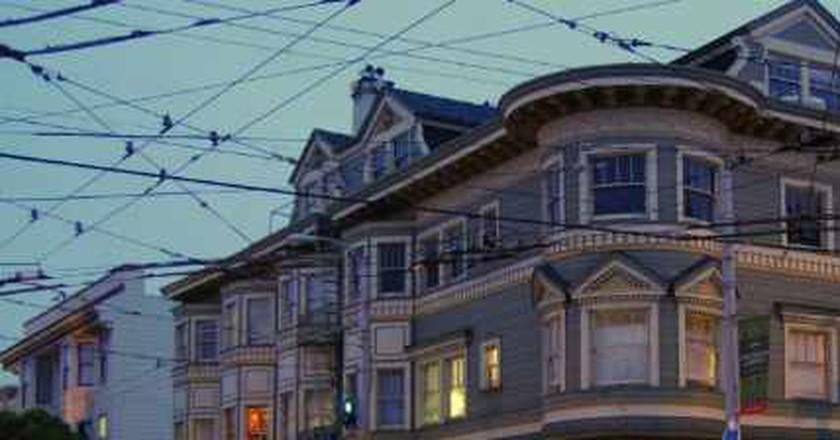 The The 10 Bars In San Francisco's Marina District, California
