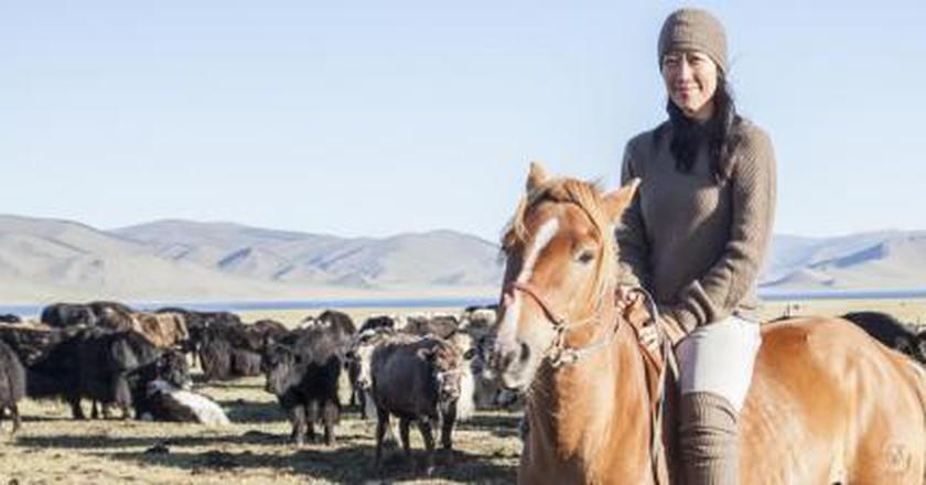 Meet The Founder Of Tengri Collective, Nancy Johnston