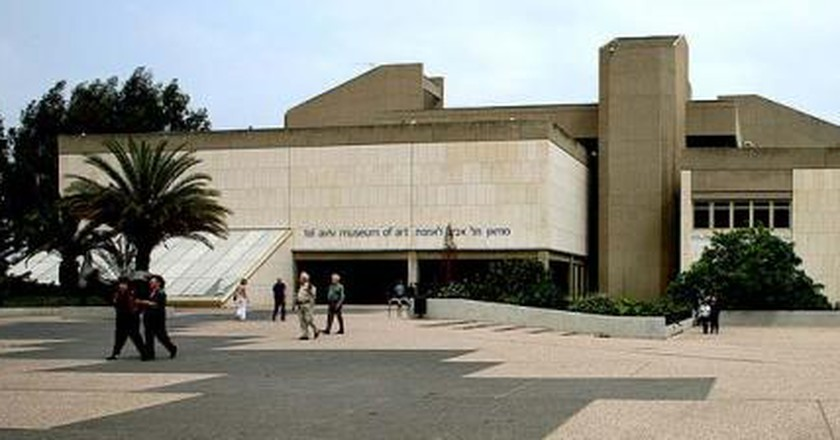 Meet Suzanne Landau, Director And Chief Curator Of Tel Aviv Museum Of Art