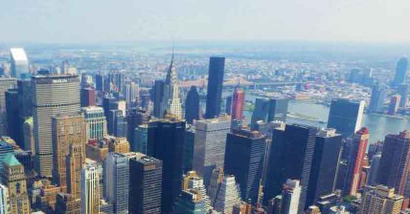 The Soul Of NYC Captured In A Time-Lapse