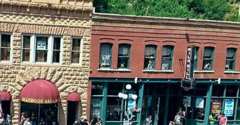 Top 10 Restaurants In Deadwood, South Dakota