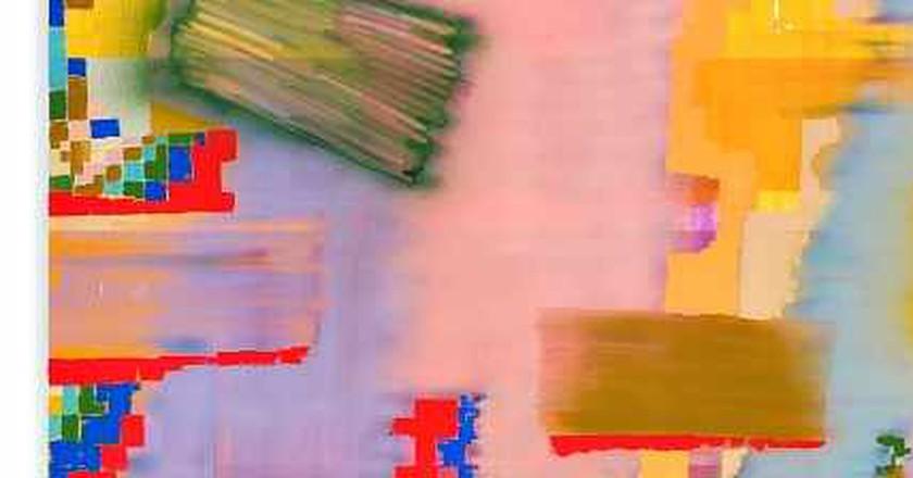 A Look At Brooklyn-Based Artist Keltie Ferris