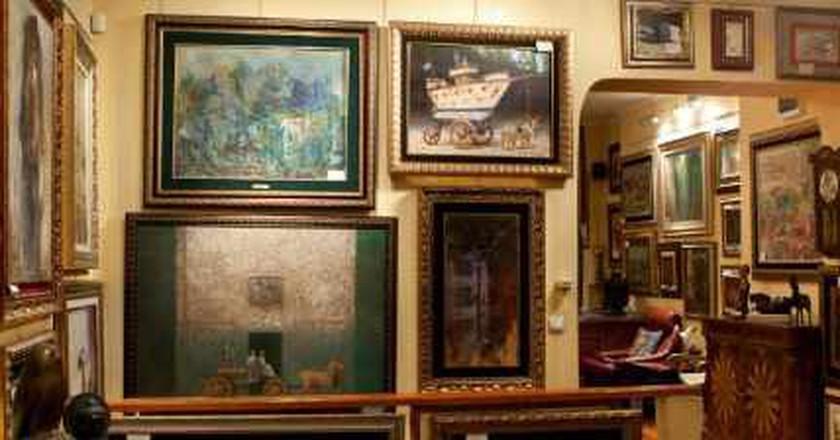 The Top 5 Art Galleries In Podgorica