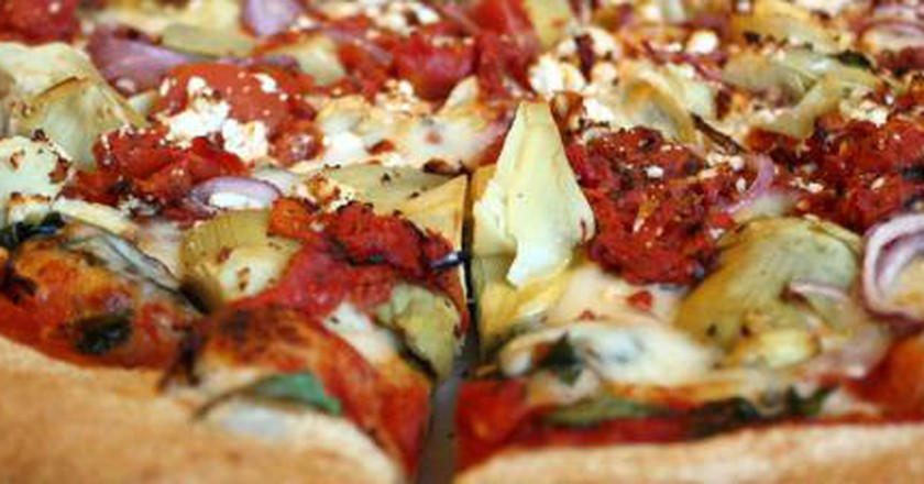 Where To Get The Best Pizza In Salt Lake City, Utah