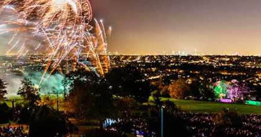 Bonfire Night London: Best Places For Fireworks Displays In London