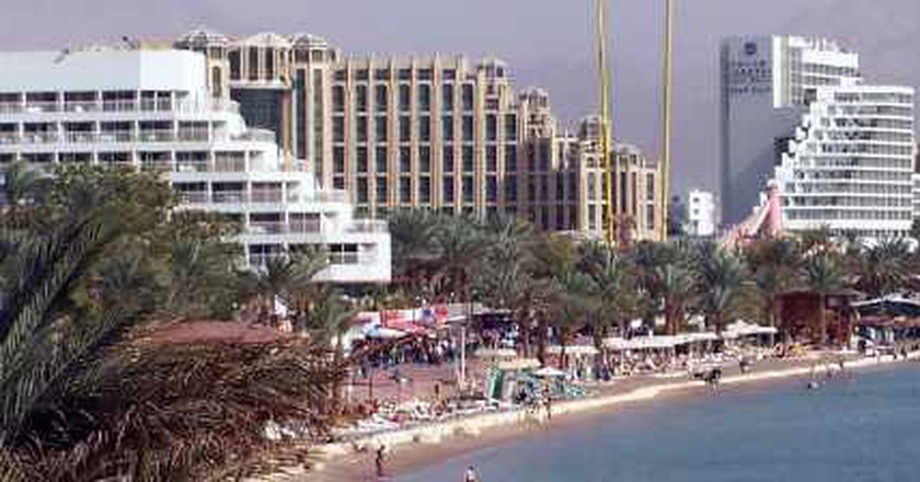 An Insider's Travel Guide To Eilat: Israel's Southern Port City Paradise