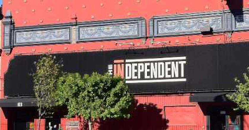 The Independent: San Francisco's Premier Music Venue