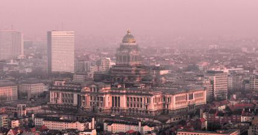 Unique Views Of Brussels: Photography Off The Beaten Track