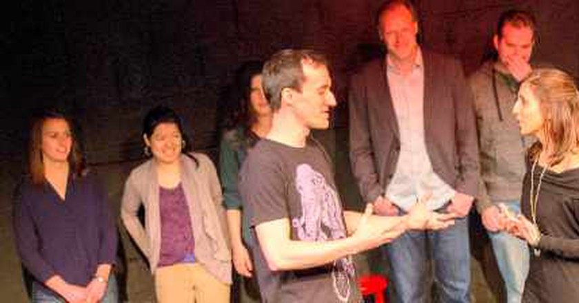 Top Comedy Clubs In San Francisco