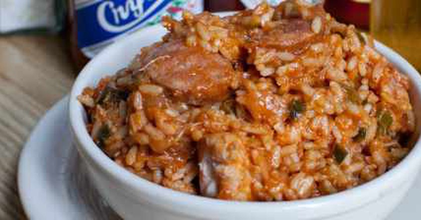 The 10 Best Jambalaya Joints In Louisiana