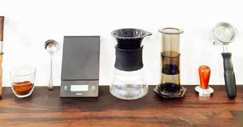 Meet The Founder Of Nømad Coffee, Jordi Mestre