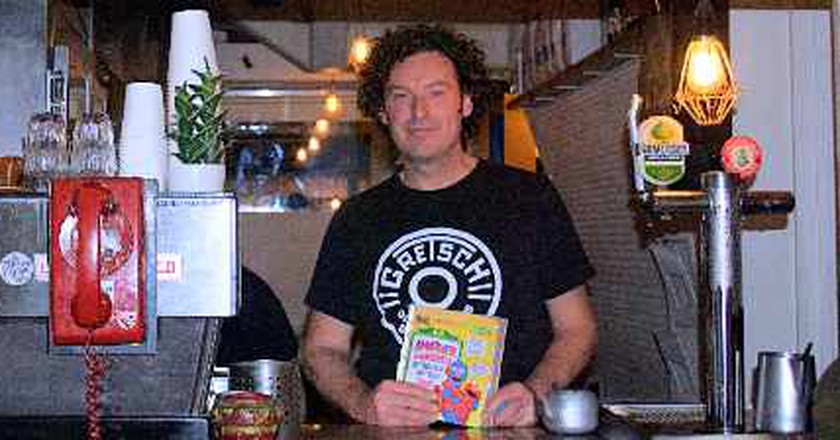 An Interview With Marcus McNamara, Owner Of Jungle Juice
