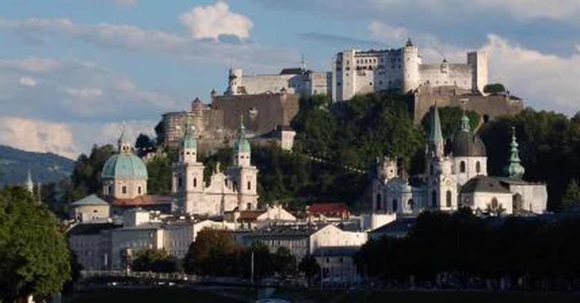 The Top Things To Do And See In Salzburg's Altstadt