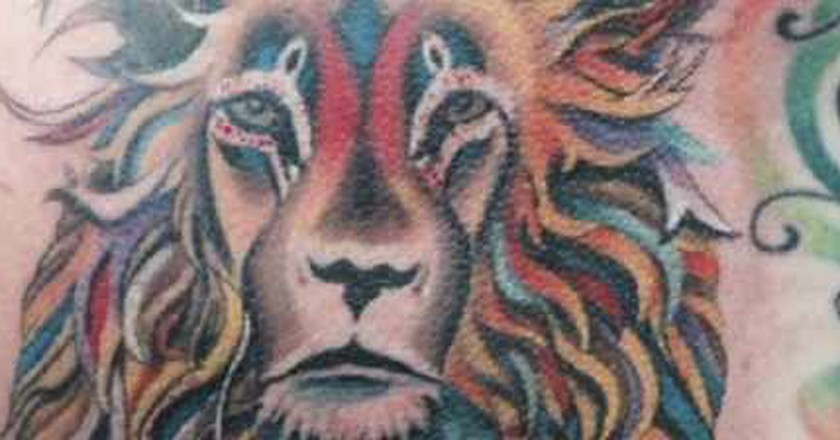 Meet Ben Wahhh, The Tattoo Artist Behind Deluxe Tattoo