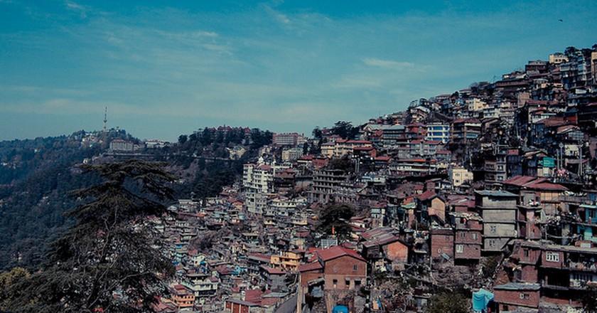 Shimla   © JamesSouthorn/Flickr