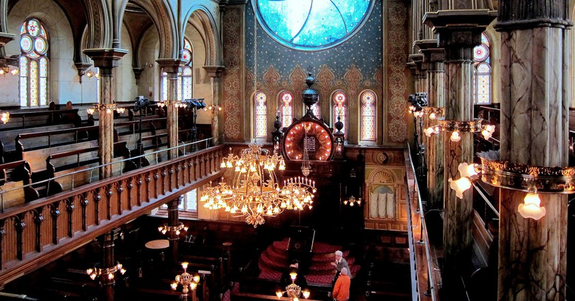 Eldridge Street Synagogue   © Librarygroover/Flickr