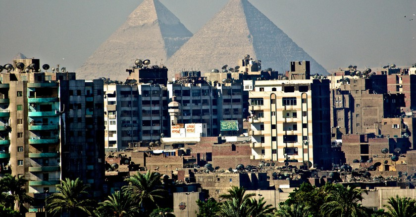 The Edge of Cairo © Mark Mitchell/Flickr