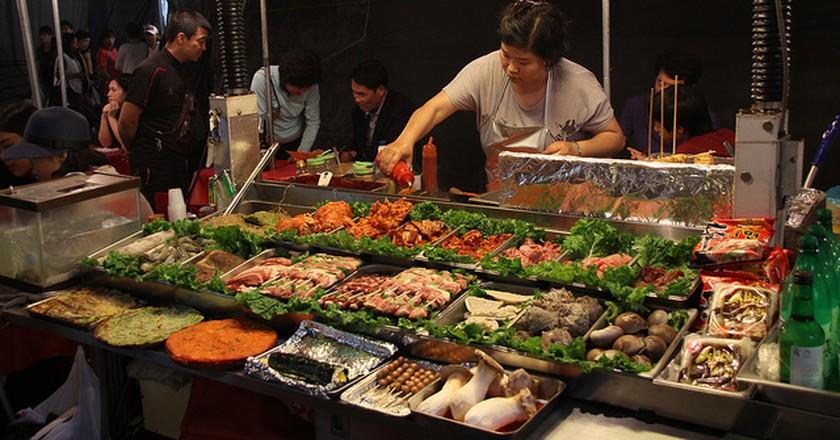 Street food|© Kirk Siang Flickr