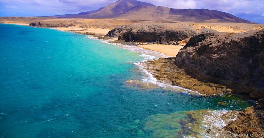 Lanzarote - Playa de Papagayo   © Canary Islands Photos - UNLIMITED / Flickr