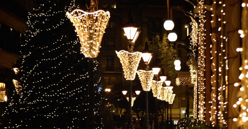 The competition for the best Christmas Markets in Europe is fierce, with most major cities hosting more than five separate markets © Andrey Pshenichny / Flickr
