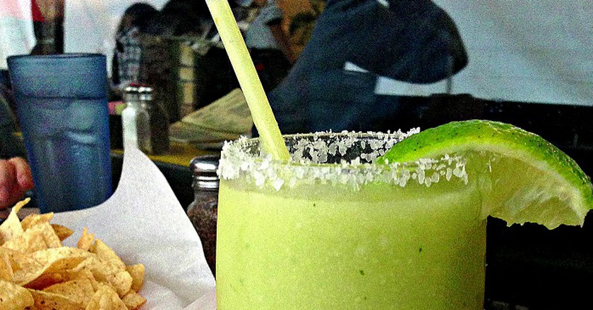 Avocado Margarita|©Stephanie/Flickr