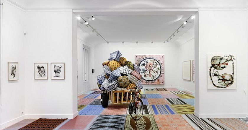 The Best Art Galleries And Museums In The 8th Arrondissement