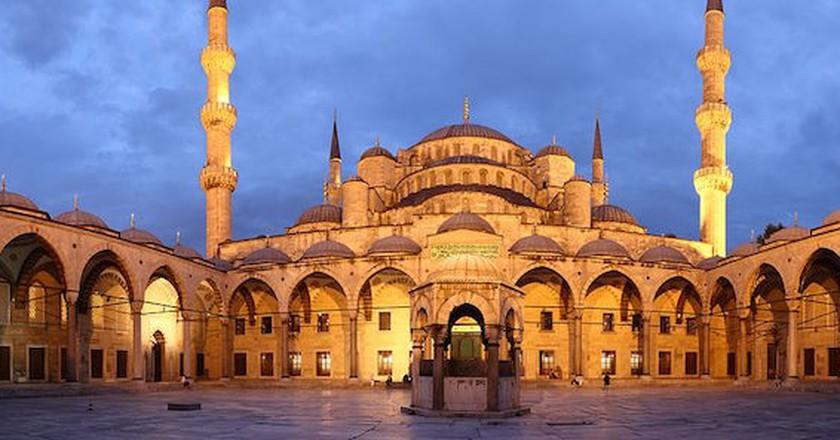 Blue Mosque   © Benh LIEU SONG/WikiCommons