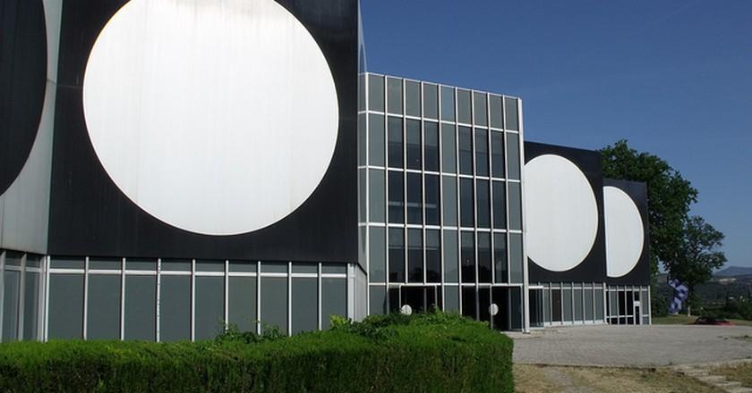 Fondation Vasarely | ©Elliott Brown/Flickr