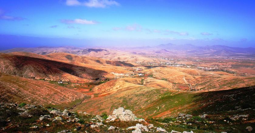 Fuerteventura from the interior | © Manu/Flickr