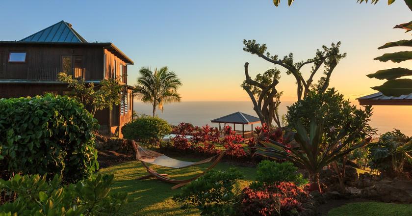 Holualoa Exterior | ©Courtesy of Holualoa Inn