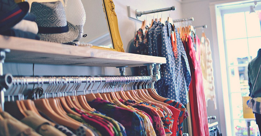 Boutique Shop   ©Jenny Ingram/Flickr