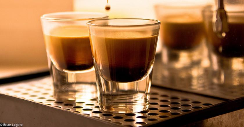 Shots of Espresso | ©Brian PDX/Flickr