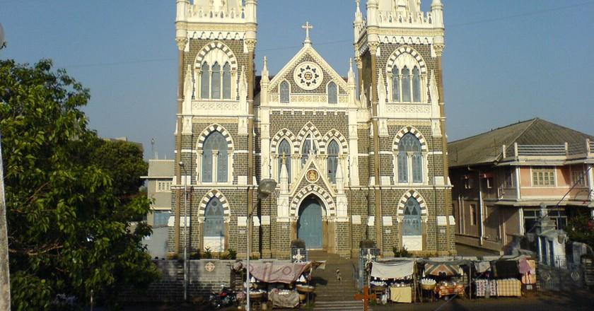 Mount Mary Church, Bandra (©WikiCommons)