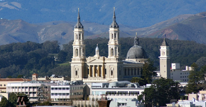 San Francisco's Most Beautiful Cathedrals And Churches