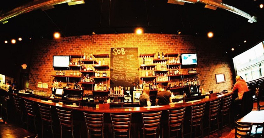The Bar at South of Beale | Courtesy of South of Beale