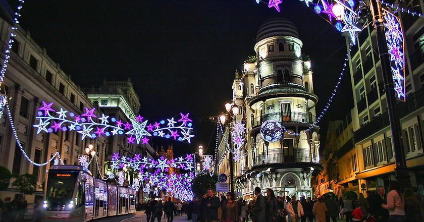 Christmas in Seville   © Magnus Manske/WiKiCommons