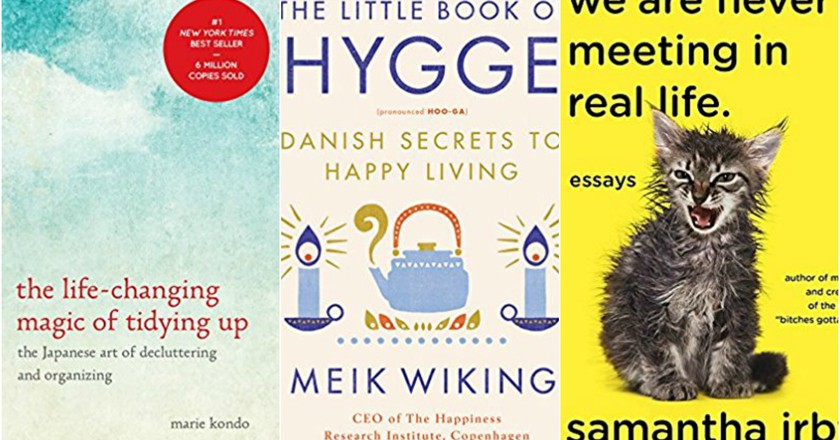 13 Motivational Books For The New Year