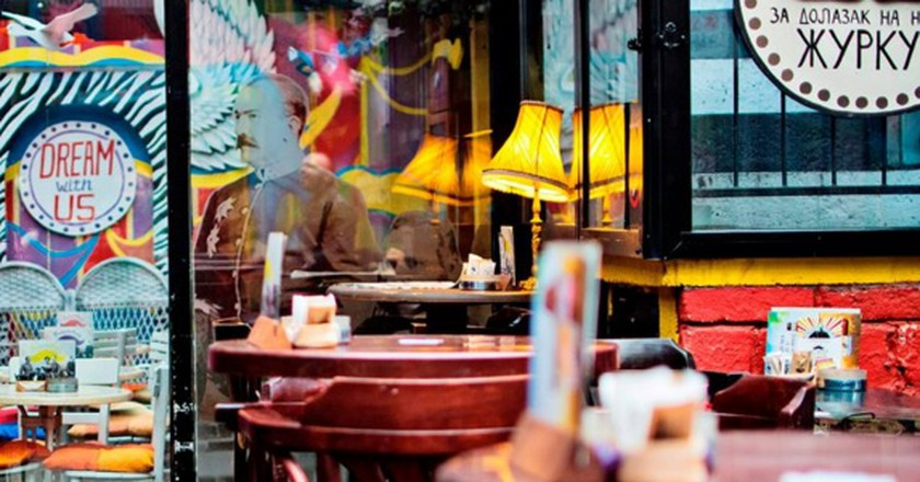 Blaznavac Kafe-bar | © Courtesy of Blaznavac Kafe-bar