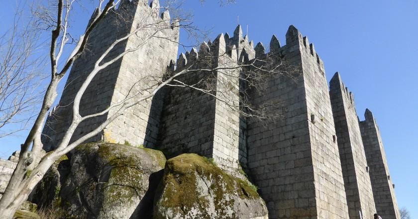 Castelo de Guimaraes | © Stephen Colebourne/Flickr