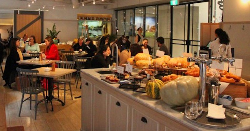 Top 10 Breakfast And Brunch Spots In Melbourne's Central Business District