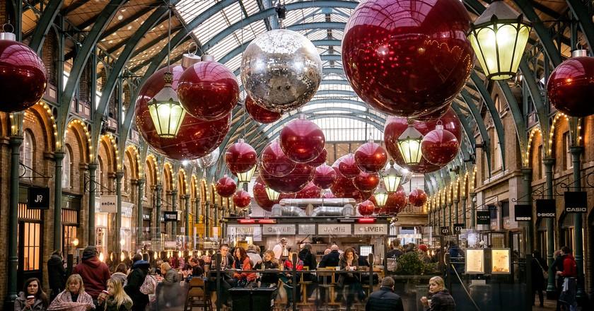 Covent Garden | © Garry Knight/Flickr