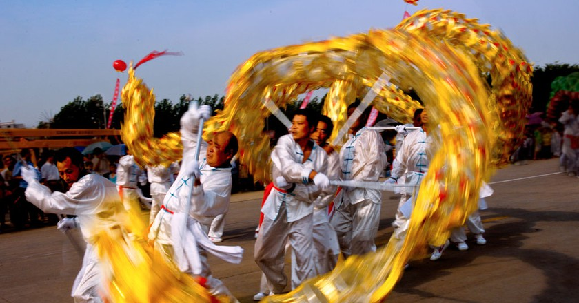 Dragon Dance |Wikimedia