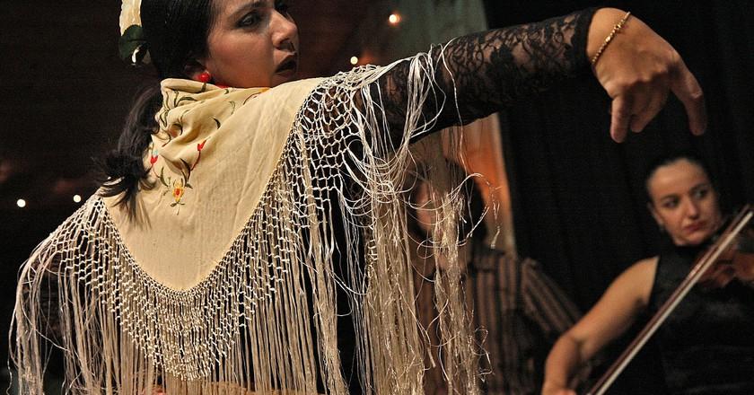 Flamenco dancer   © 691806/Pixabay