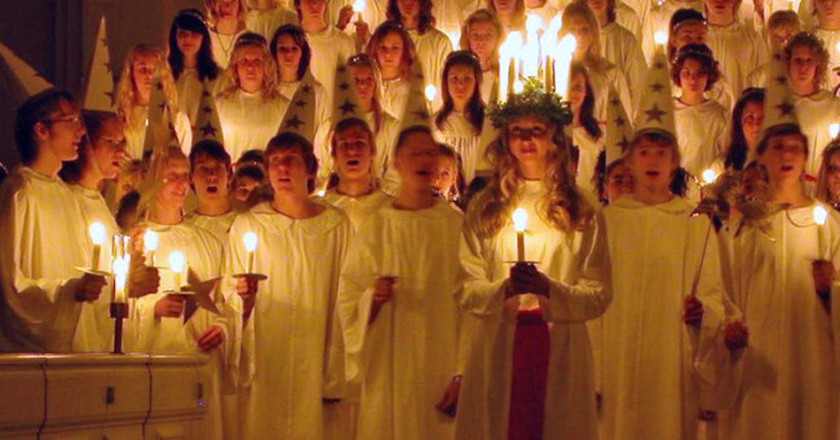 How Countries Around The World Celebrate Christmas