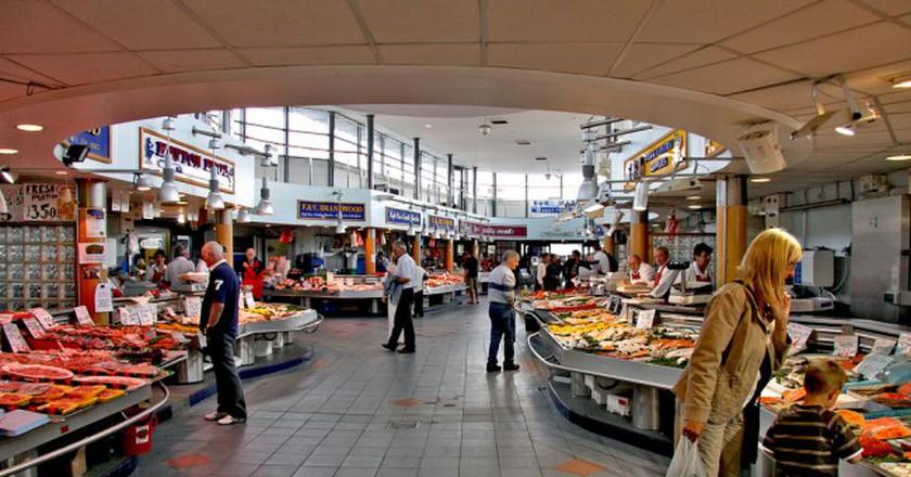 Bury Market   © Ingy the Wingy/Flickr